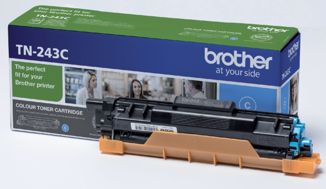 Brother toner TN-243 blauw 1k
