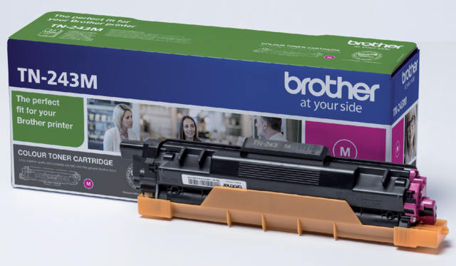 Brother toner TN-243 rood 1k