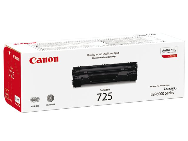 Tonercartridge Canon 725