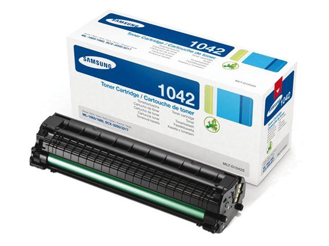 Samsung tonercartridge MLT-D1042S zwart 1.5k