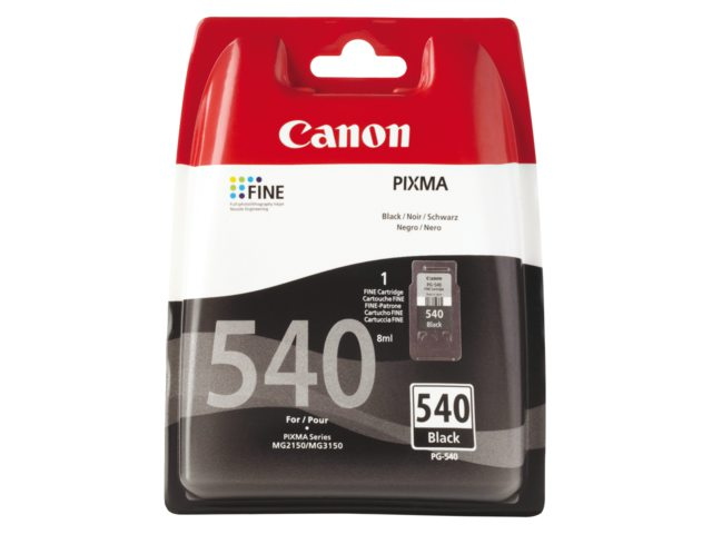 Inktcartridge Canon Pg-540