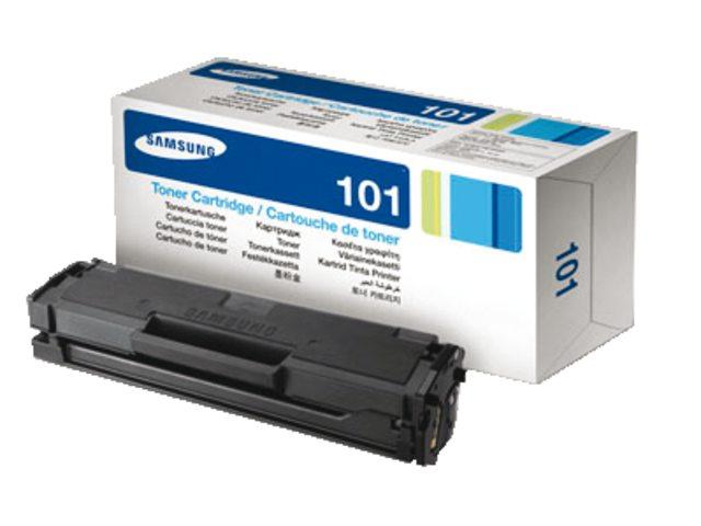 Samsung tonercartridge  Mlt-d101s zwart 1.5k