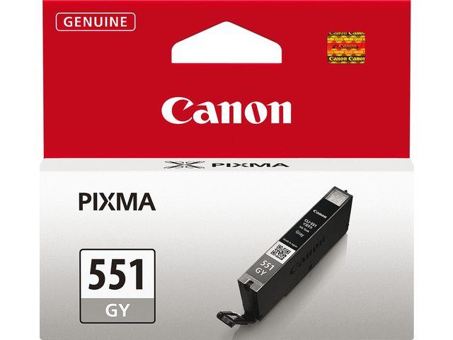 Inktcartridge Canon Cli-551 Grijs
