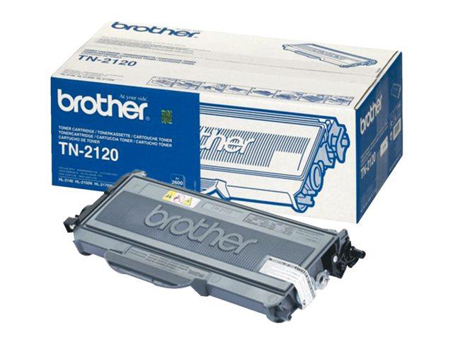 Brother toner Tn-2120 zwart 2.6k