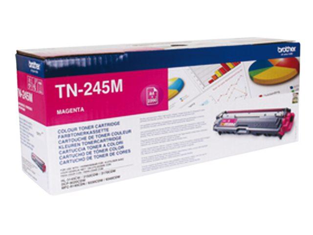 Brother tonercartridge Tn-245 2.2k rood