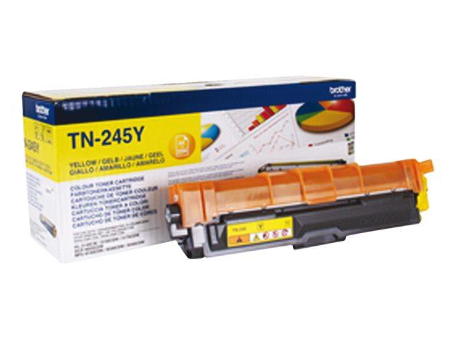 Brother tonercartridge Tn-245 2.2k geel