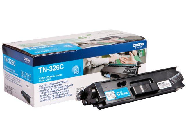 Brother tonercartridge TN-326 3.5k blauw