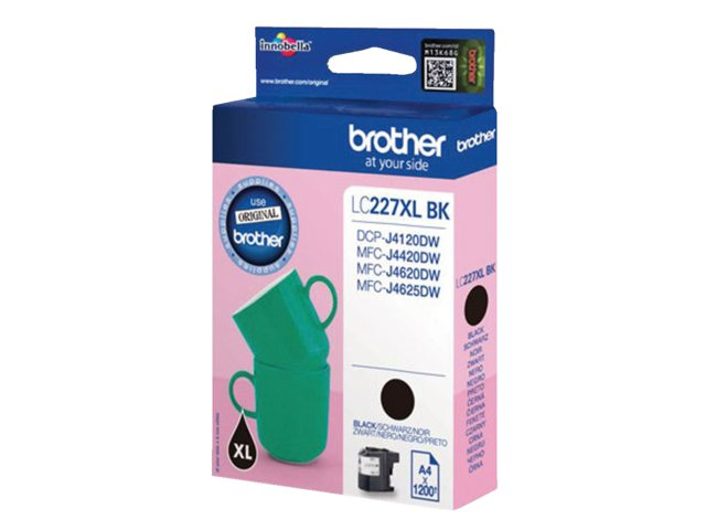 Brother inktcartridge LC-227XL zwart