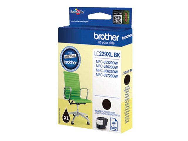 Brother inktcartridge LC-229XL zwart