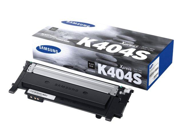 Samsung tonercartridge CLT-K404S zwart 1.5k