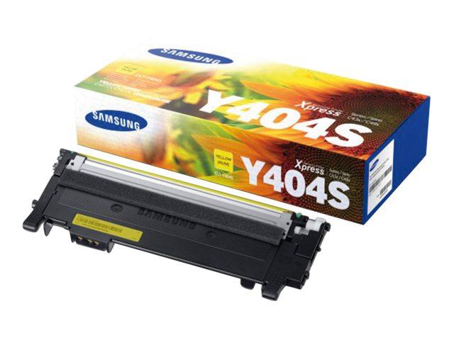 Samsung tonercartridge CLT-Y404S geel 1k