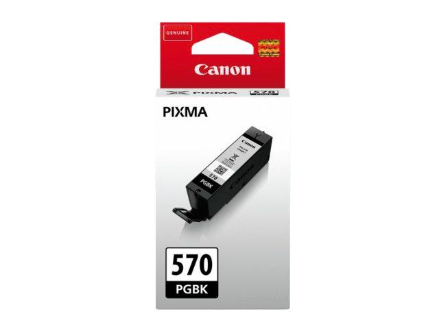 Canon inktcartridge PGI-570 zwart