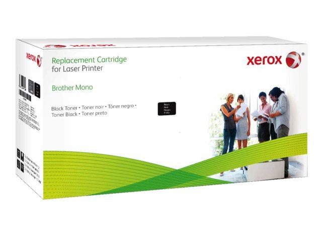 Tonercartridge Xerox 006R03330 Brother TN-2320 zwart