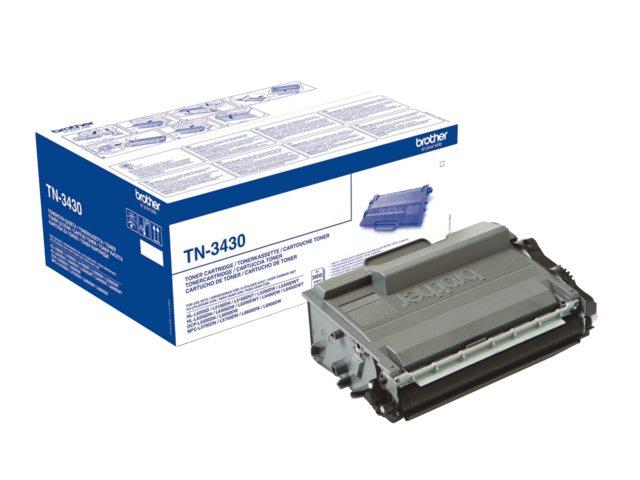 Brother TN-3430 tonercartridge 3K