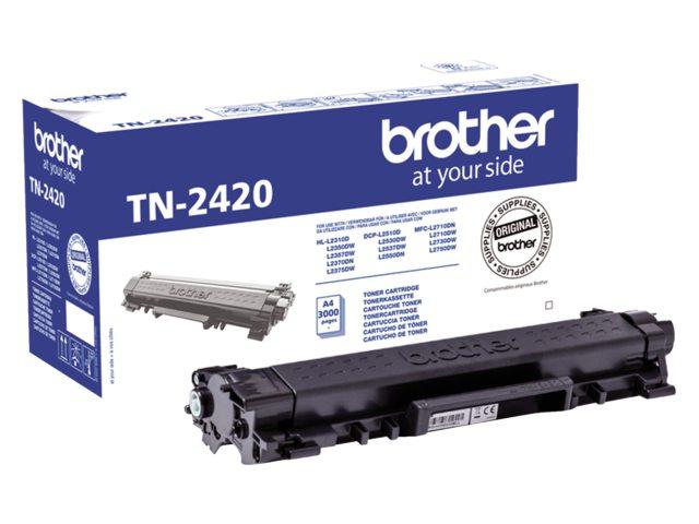 Brother TN-2420 tonercartridge 2.5k