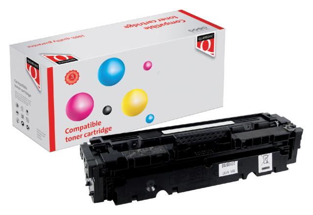 Quantore tonercartridge HP 410A CF410A zwart 2.3k