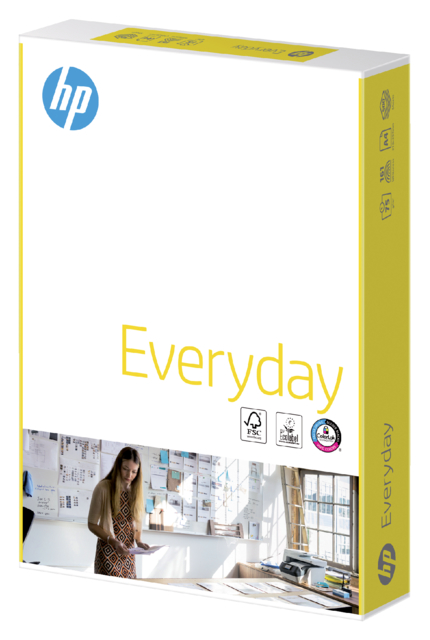 Kopieerpapier HP Everyday A4 75gr Fsc