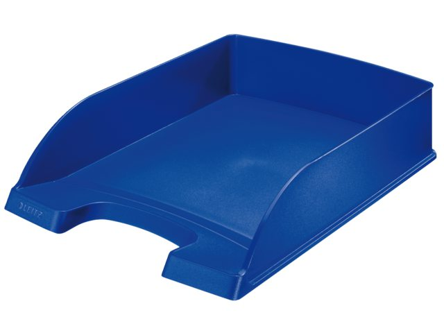 Brievenbak Leitz 5227 A4 Plastic Blauw