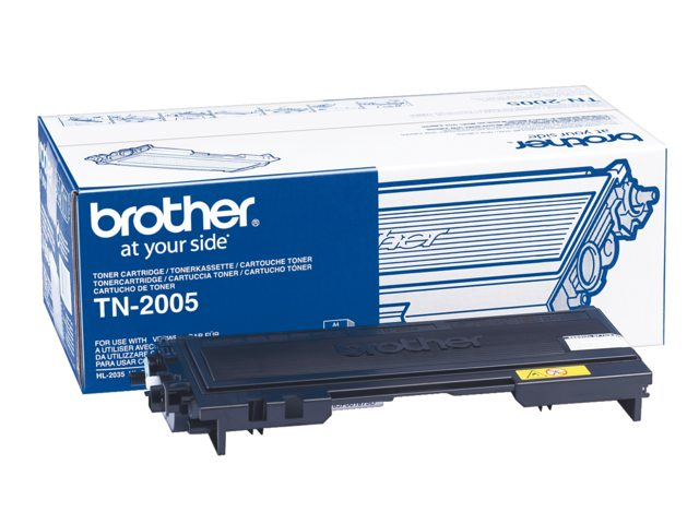 Brother  toner TN-2005 zwart 1.5k