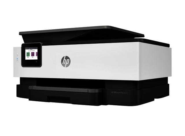 Multifunctional HP Officejet Pro 8022