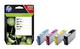 HP 364 inktcartridge N9J73AE zwart en 3 kleuren