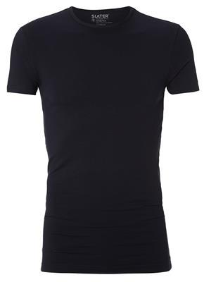 Slater T-Shirt R-neck Stretch 2-Pack