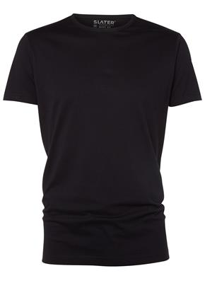 Slater T-Shirt R-neck Basic Fit 2-Pack