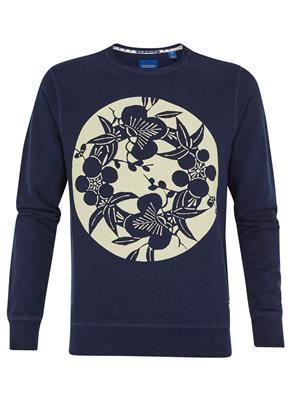Amsterdams Blauw Sweater 134329