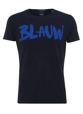 Amsterdams Blauw T-shirt Relaxed