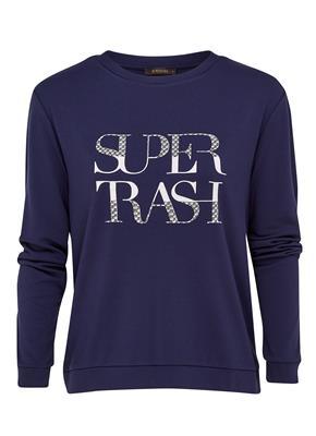 SuperTrash Sweater Topper