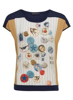 Expresso T-shirt Harlene