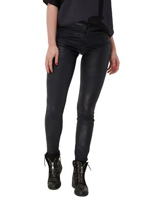 YAYA Legging fake leather 021706