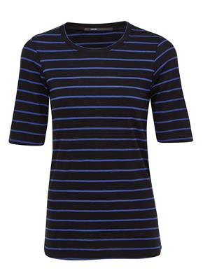Penn & Ink T-Shirt Stripe W17T012LTD