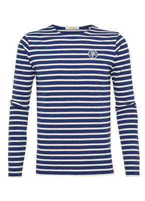 Scotch & Soda T-shirts ls Breton