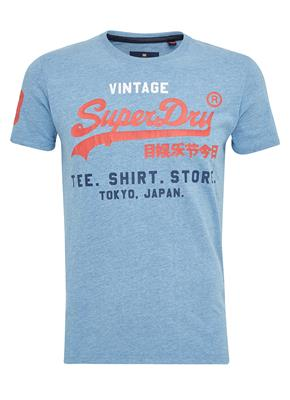 Superdry T-Shirt Shop Tri