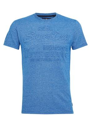 Superdry T-Shirt Embossed