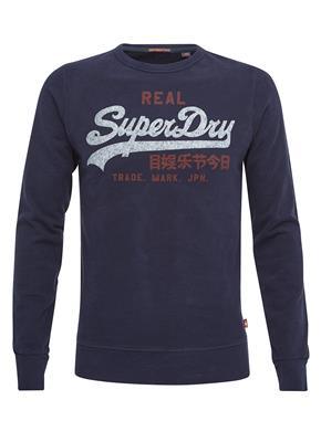Superdry Trui Logo Duo