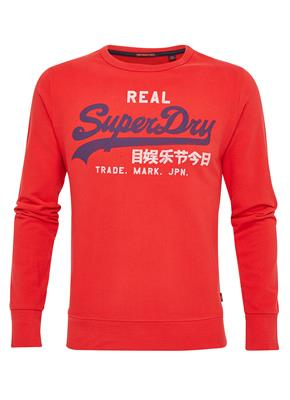 Superdry Trui Logo Duo