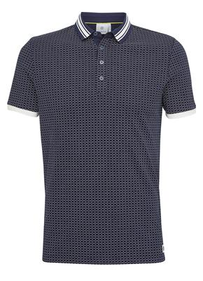 Blue Industry Polo KBIS18-M23
