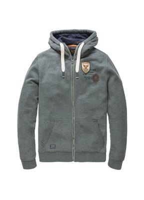 PME Legend Sweater Hood Brushed Falcon