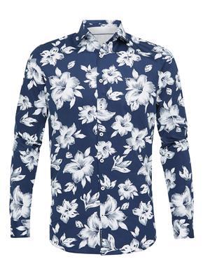 Blue Industry Overhemd 1063/81