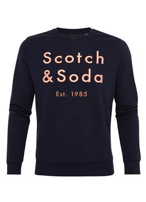 Scotch & Soda Sweater Embroidered