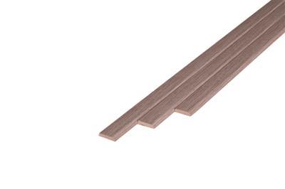 193 Plakplint Gray Craft Oak (5 x 24 mm. Lengte: 240 cm)