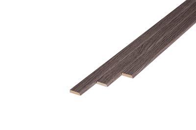 152 Plakplint Haven Oak (5 x 24 mm. Lengte: 240 cm)
