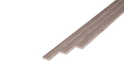 161 Plakplint Old Oak (5 x 24 mm. Lengte: 240 cm)