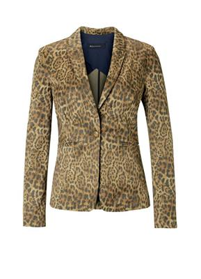 Expresso Blazer Heather