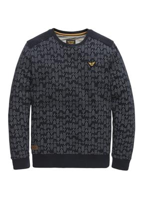 PME Legend Trui Terry Light Sweat