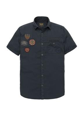 PME Legend Overhemd KM Cargo Twill