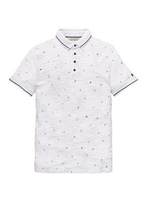 Cast Iron Polo Letter KM