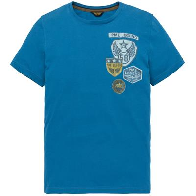 PME Legend T-Shirt Play Blauw